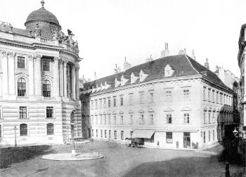 Griensteidl in 1897